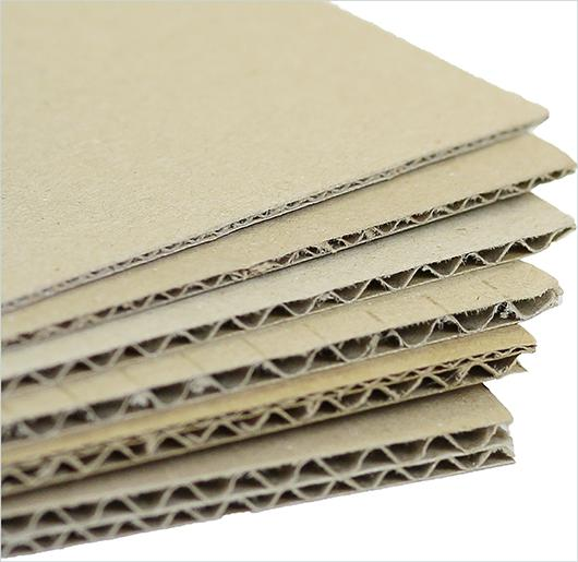 Corrugated cardboard material grades | Saxon Packaging