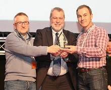 Saxon Wins Supplier Associate of the Year Award