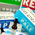 beer packaging for five points