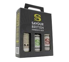Premium Gift Packaging for Savour Beer