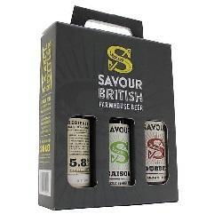 Savour Beer Gift Packaging