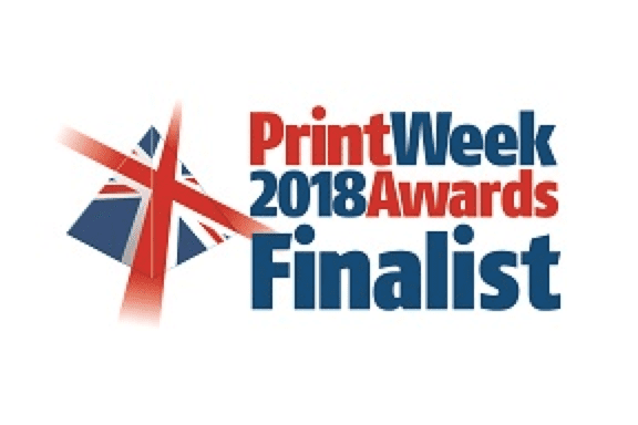 PrintWeek Awards Finalist