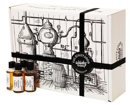 Whisky Advent Pack for The Really Good Whisky Company