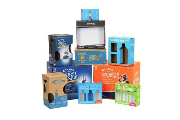 Saxon Packaging Celebrates 20 Years of Packaging Supply to Adnams