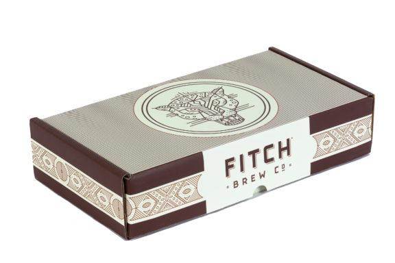 Stand Out Gift Packaging for FITCH Brew Co.
