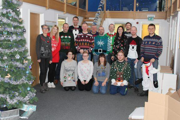 Christmas Jumper Day 2019!