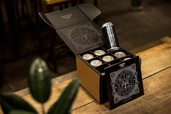 The Patrons Society –  Luxury Subscription packaging for Northern Monk