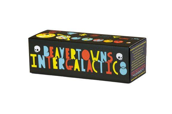 'Out of this World' Beer Packaging for Beavertown's Birthday!