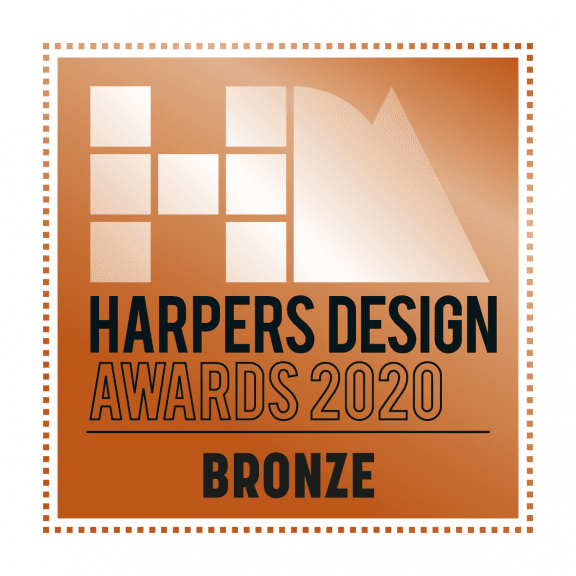 Harpers Design Awards 2020 | Bronze | Sailors Home Irish Whiskey | Spirits Packaging | Luxury Packaging