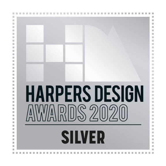Harpers Design Awards 2020 | Silver | Pale Fox Prosecco | Prosecco Packaging | Wine Packaging | Luxury Packaging