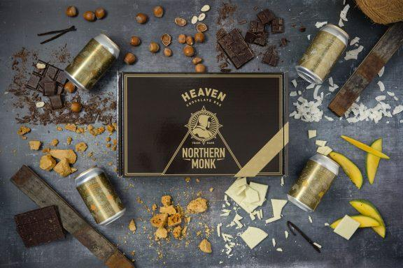 'A real emphasis on luxury and indulgence' with Northern Monks 'Heaven Chocolate Box'